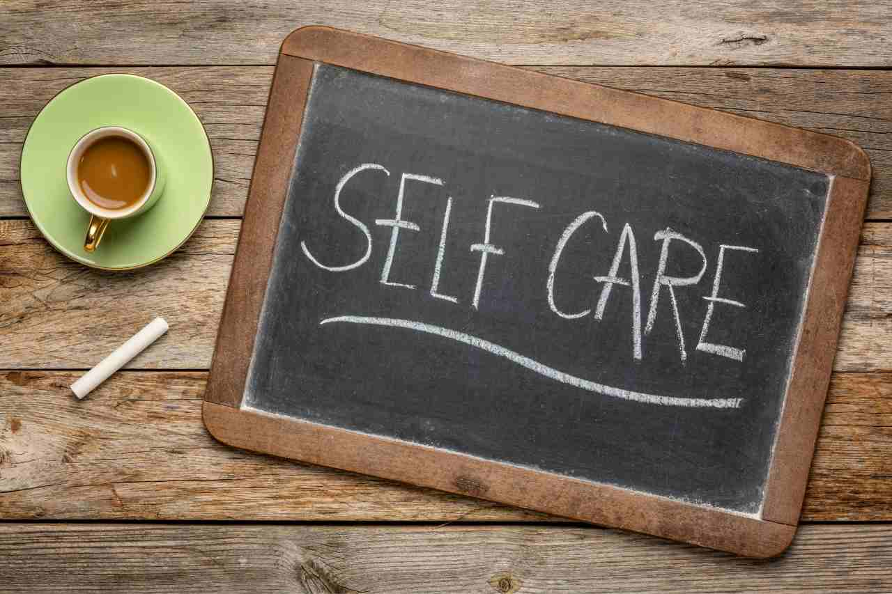 Practice self-care to stay creative