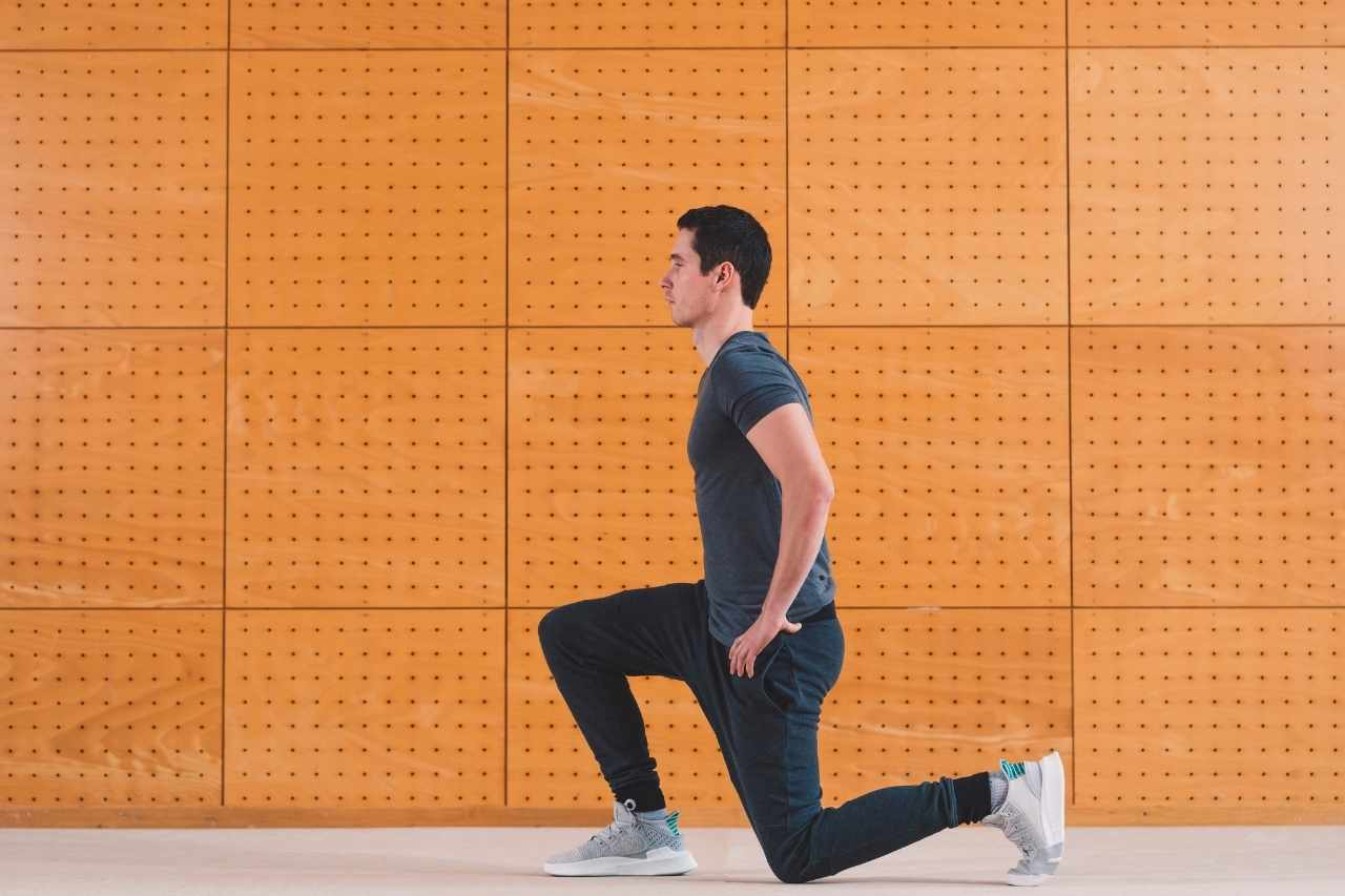 Lunges better than squats