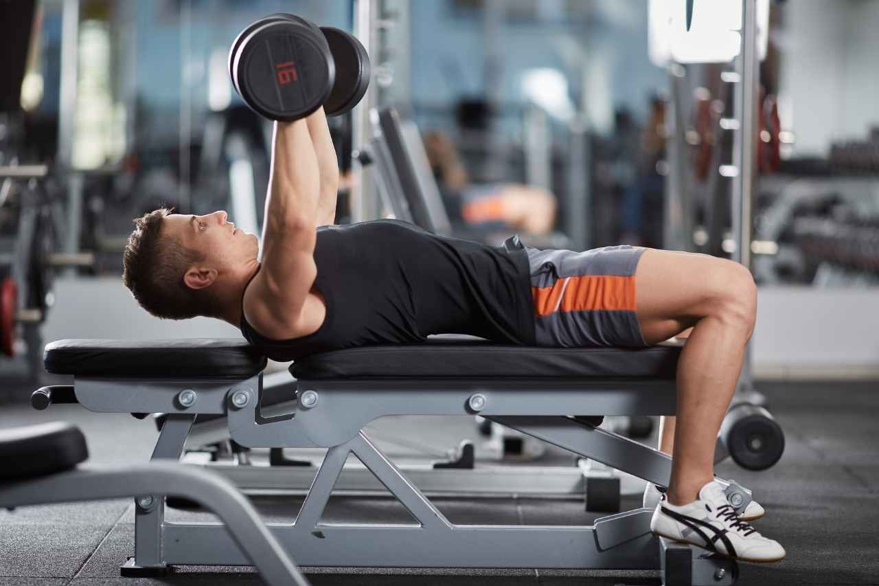 Benefits of chest press