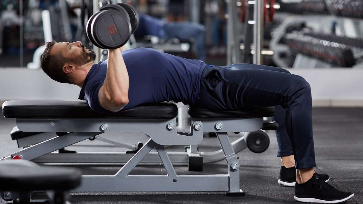 How To Do A Chest Press: The Complete Guide