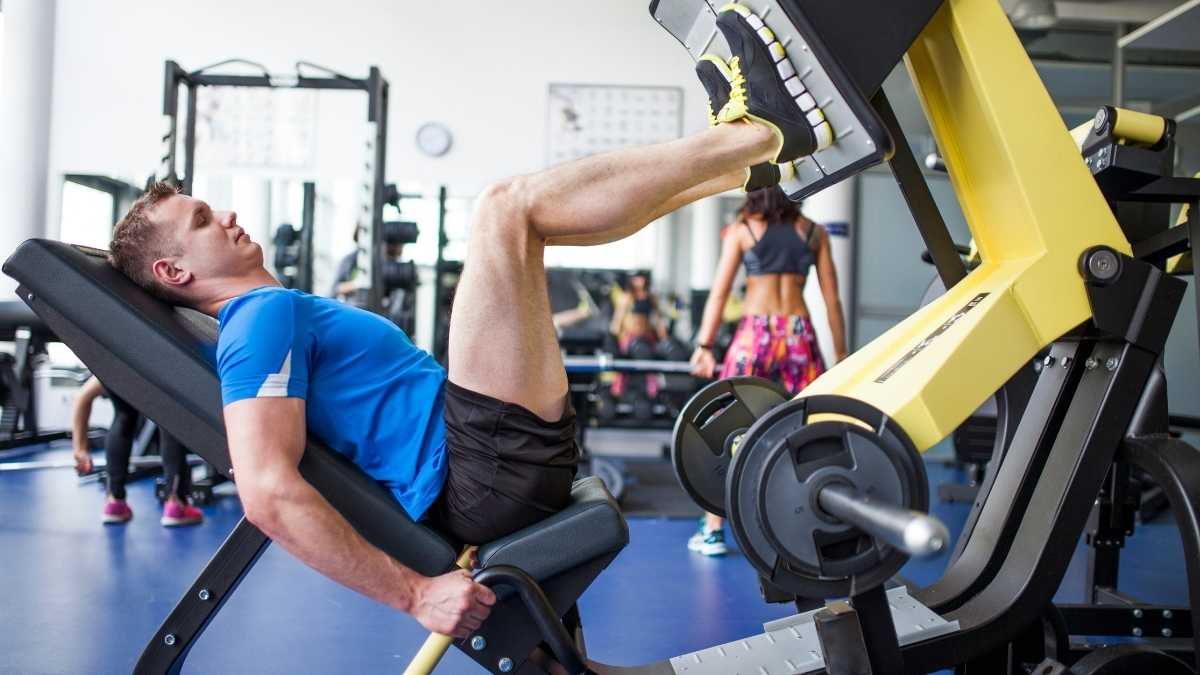 How To Do The Leg Press: An Advanced Guide