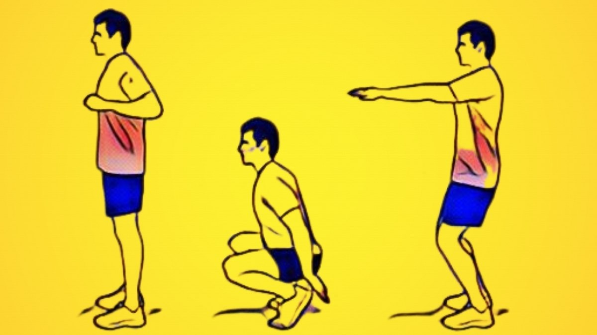 Hindu Squats: The Complete Guide [2021 Edition]
